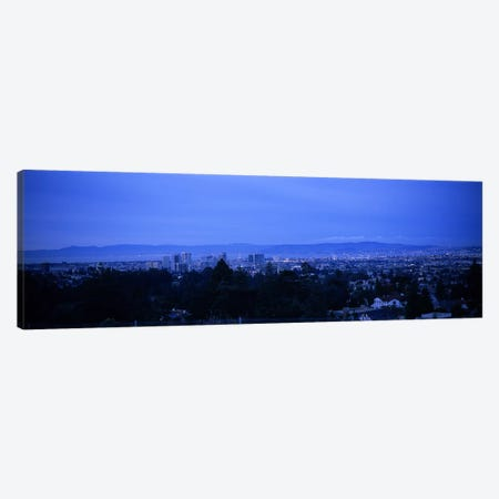 High angle view of buildings in a cityOakland, California, USA Canvas Print #PIM6054} by Panoramic Images Canvas Art