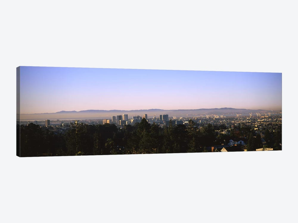 High angle view of a cityscapeOakland, California, USA by Panoramic Images 1-piece Canvas Art