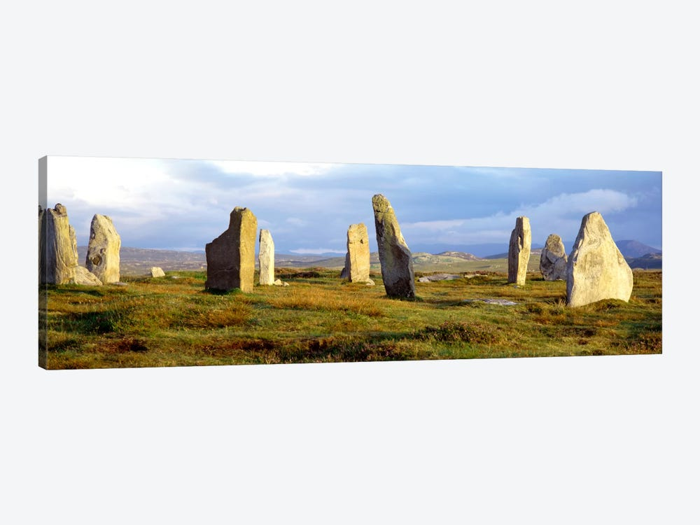 Callanish Stones, Isle Of Lewis, Outer Hebrides, Scotland, United Kingdom by Panoramic Images 1-piece Canvas Art Print