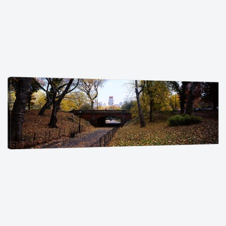 Driprock Arch, Central Park, Manhattan, New York City, New York, USA Canvas Print #PIM6071} by Panoramic Images Canvas Print