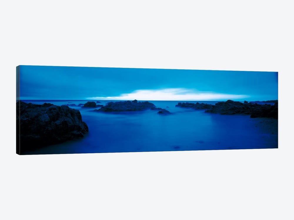 Pacific Coast Monterey CA USA by Panoramic Images 1-piece Canvas Wall Art