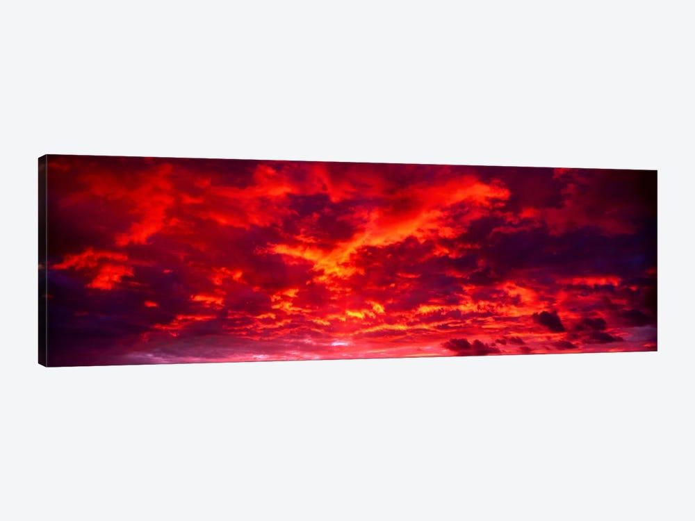 Sunset Dragoon Mountains AZ by Panoramic Images 1-piece Art Print