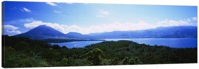 Tropical Landscape Featuring Arenal Volcano, Alajuela Province, Costa Rica Canvas Art Print