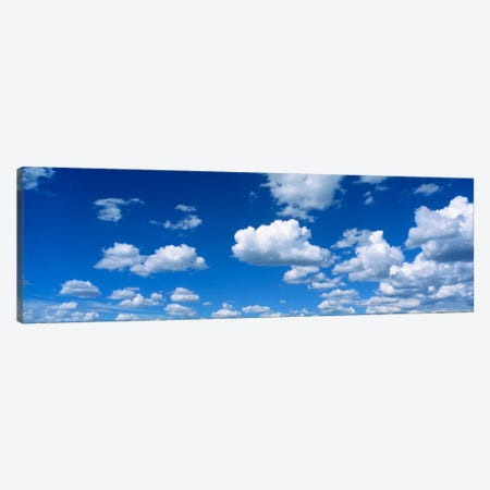 Clouds UT Canvas Print #PIM617} by Panoramic Images Canvas Art