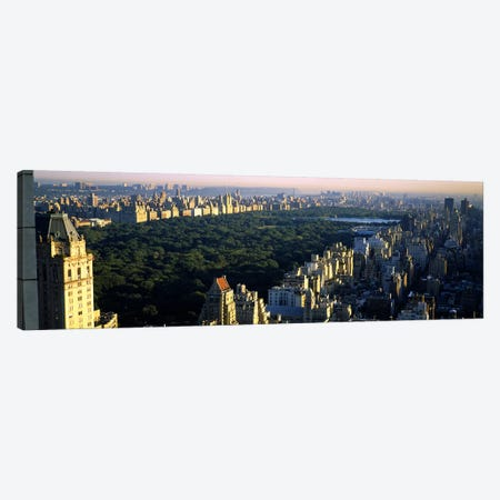 Central Park, Manhattan, New York City, New York, USA Canvas Print #PIM6193} by Panoramic Images Canvas Wall Art