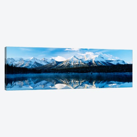 Herbert Lake, Banff National Park, Alberta, Canada Canvas Print #PIM619} by Panoramic Images Canvas Print