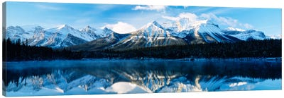 Herbert Lake, Banff National Park, Alberta, Canada Canvas Print #PIM619