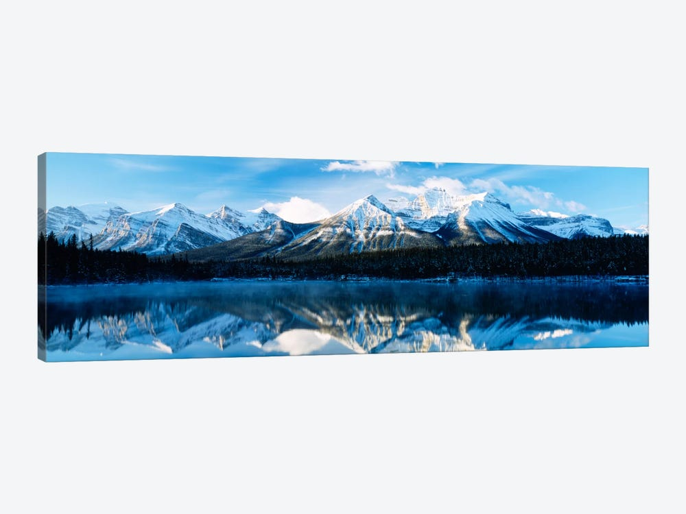 Herbert Lake, Banff National Park, Alberta, Canada by Panoramic Images 1-piece Canvas Art