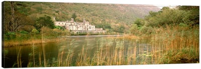 Kylemore Abbey County Galway Ireland Canvas Art Print