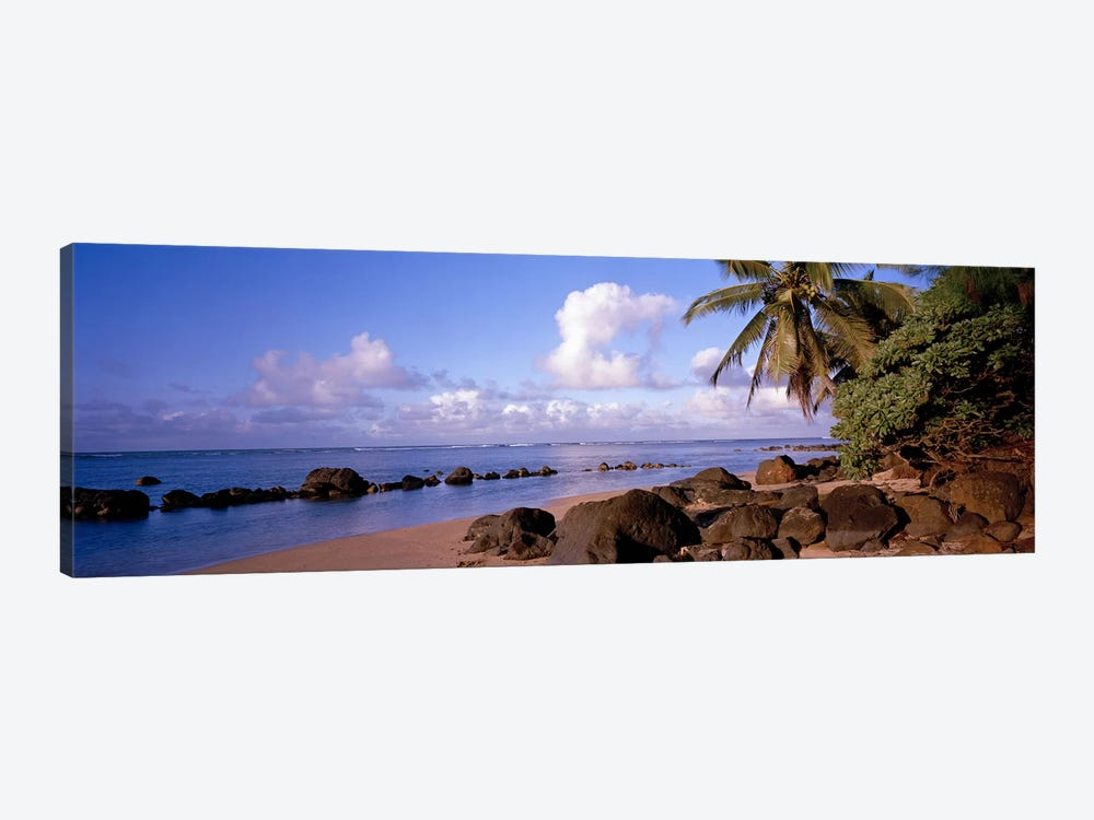 Anini Beach, Kauai, Hawai'i, USA by Panoramic Images 1-piece Canvas Art
