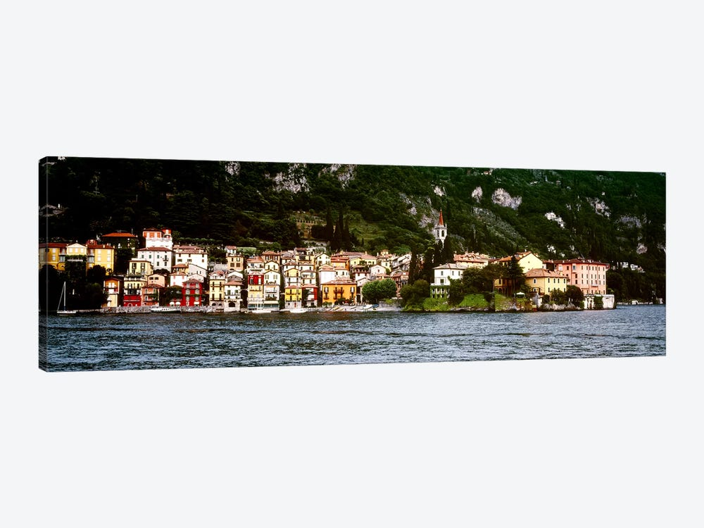 Lakeside Commune, Varenna, Lecco Province, Lombardy, Italy by Panoramic Images 1-piece Canvas Art