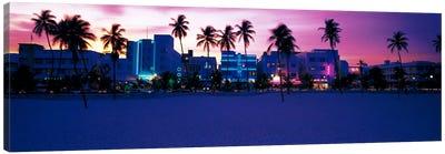 Ocean Drive Miami Beach FL USA Canvas Print #PIM643