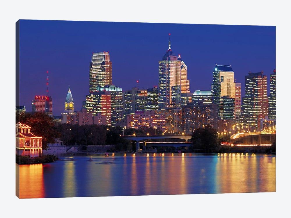 Philadelphia, Pennsylvania by Panoramic Images 1-piece Canvas Print