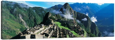 Machu Picchu, Cuzco Region, Peru Canvas Art Print