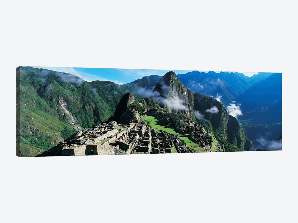 Machu Picchu, Cuzco Region, Peru by Panoramic Images 1-piece Canvas Art Print