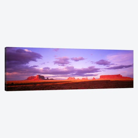Monument Valley, Arizona, USA Canvas Print #PIM67} by Panoramic Images Canvas Art Print