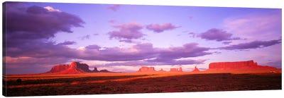 Monument Valley, Arizona, USA Canvas Print #PIM67