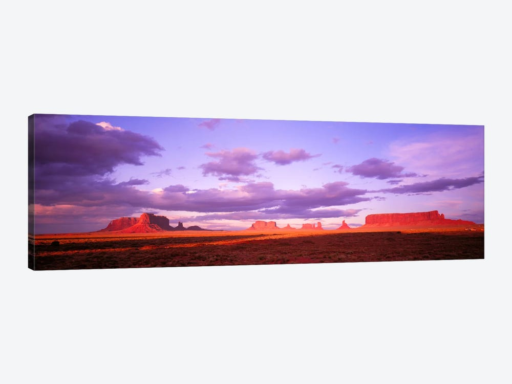 Monument Valley, Arizona, USA by Panoramic Images 1-piece Canvas Art Print
