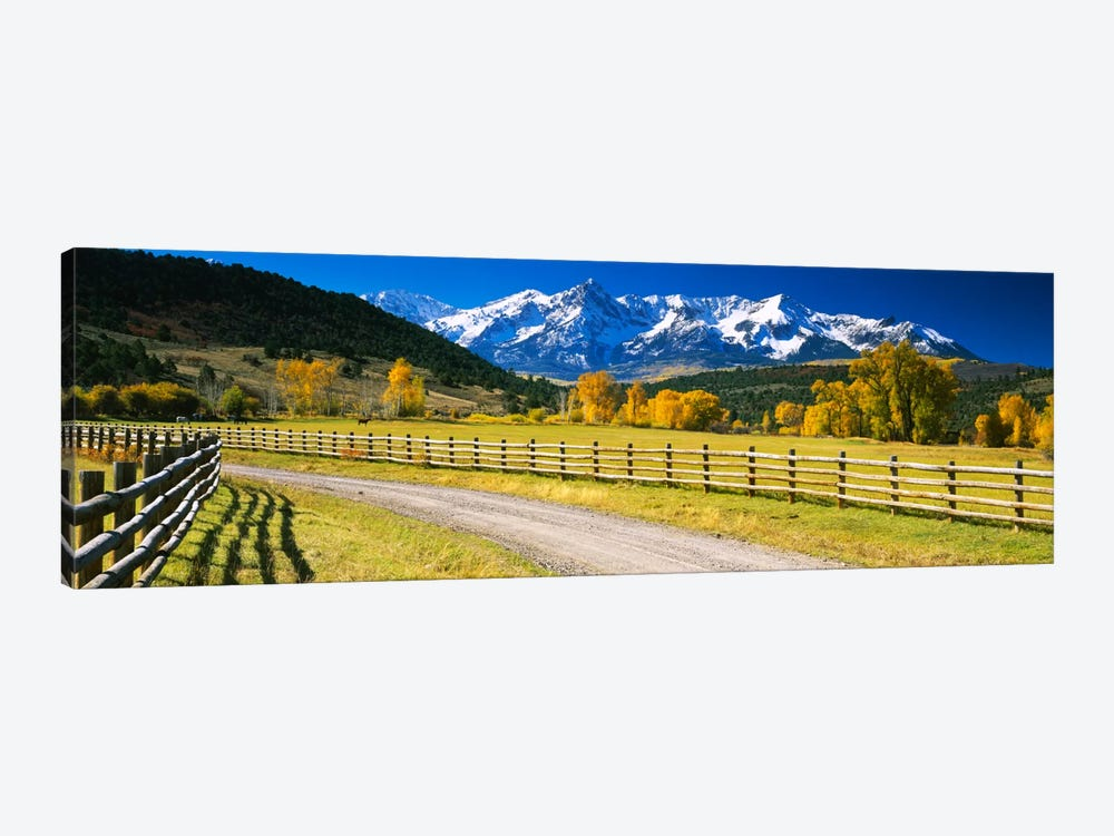 Countryside Landscape, Colorado, USA by Panoramic Images 1-piece Canvas Artwork