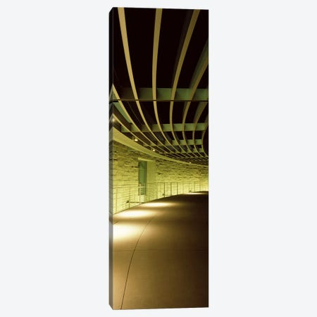 Walkway of a city hall, San Jose City Hall, San Jose, Santa Clara County, California, USA Canvas Print #PIM6958} by Panoramic Images Canvas Art