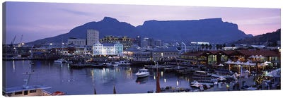 Victoria & Alfred (V&A) Waterfront, Cape Town, Western Cape Province, South Africa Canvas Print #PIM6980