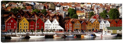 Bergen Norway Canvas Art Print