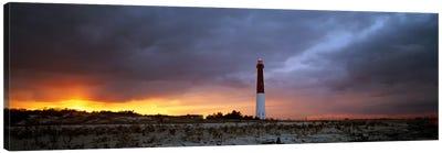 Barnegat Light (Old Barney), Barnegat Lighthouse State Park, Long Beach Island, Ocean County, New Jersey, USA Canvas Print #PIM724