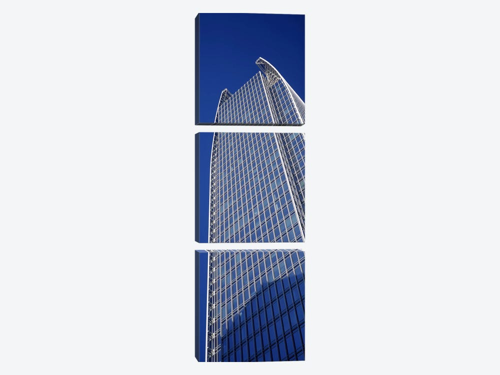 Symphony Tower II, 1180 Peachtree Street, Atlanta, Fulton County, Georgia, USA by Panoramic Images 3-piece Canvas Print