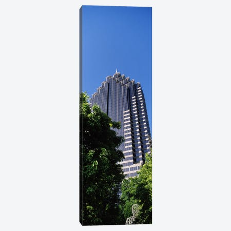 Promenade I, 1230 Peachtree Street, Atlanta, Fulton County, Georgia, USA Canvas Print #PIM7263} by Panoramic Images Art Print