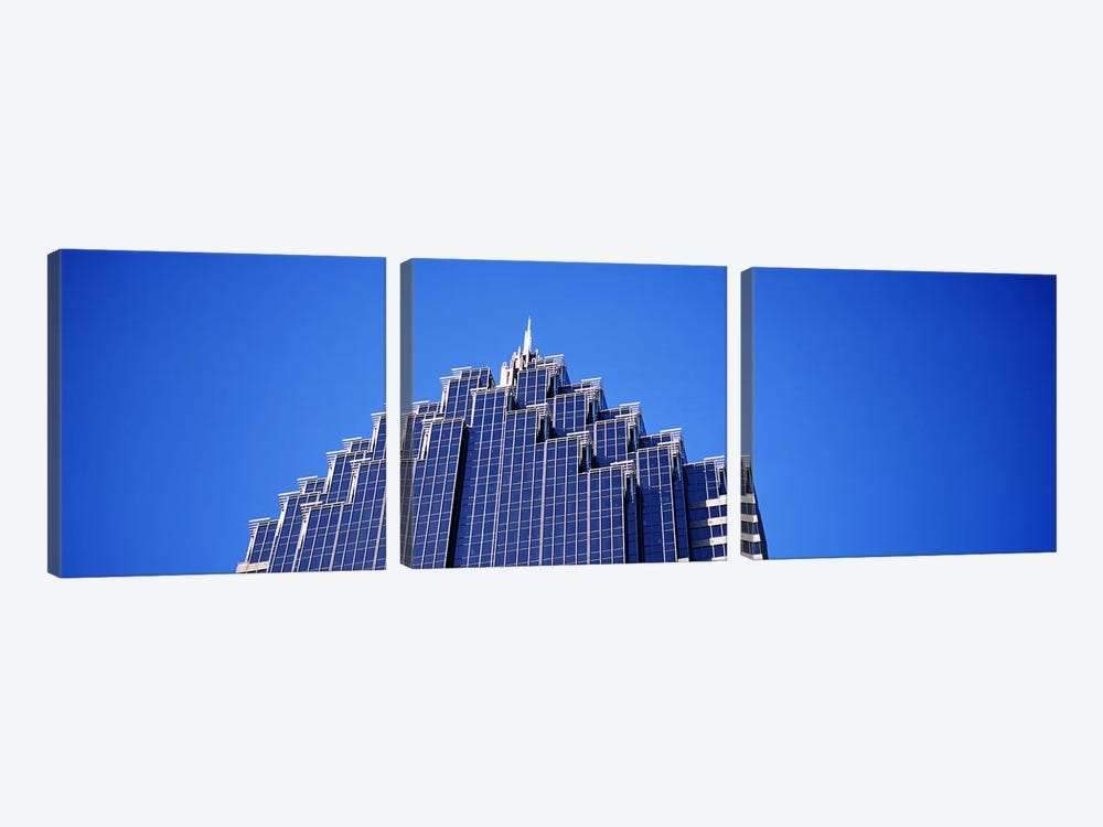 Promenade II, 1230 Peachtree Street, Atlanta, Fulton County, Georgia, USA #2 by Panoramic Images 3-piece Art Print