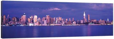 Hudson River, NYC, New York City, New York State, USA Canvas Print #PIM735