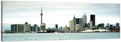 Downtown Skyline, Toronto, Ontario, Canada Canvas Art Print