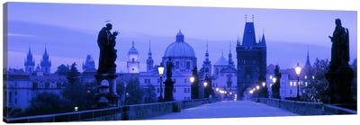 Historic Cityscape, Old Town, Prague, Czech Republic Canvas Print #PIM7383