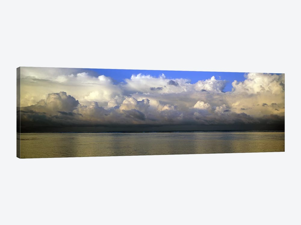 Clouds over the sea by Panoramic Images 1-piece Canvas Artwork