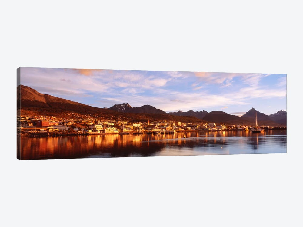 Ushuaia Tierra del Fuego Argentina by Panoramic Images 1-piece Canvas Wall Art
