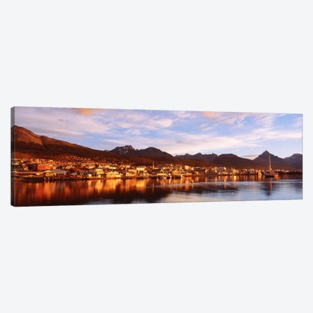 Ushuaia Tierra del Fuego Argentina 3-Piece Canvas #PIM743} by Panoramic Images Canvas Art Print