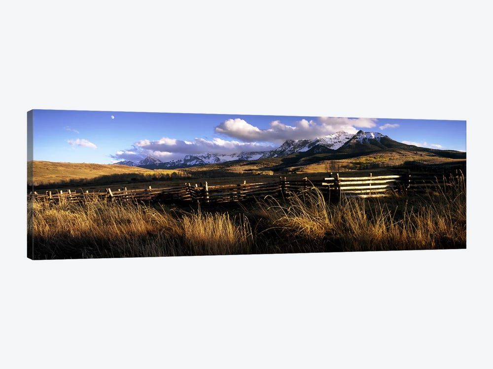 Mountainside Landscape, San Miguel County, Colorado, USA by Panoramic Images 1-piece Art Print