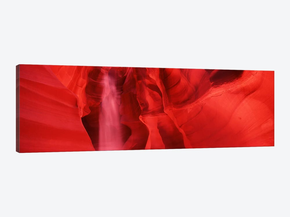 Tranquility In Red, Antelope Canyon, Lake Powell Navajo Tribal Park, Arizona, USA by Panoramic Images 1-piece Canvas Art Print