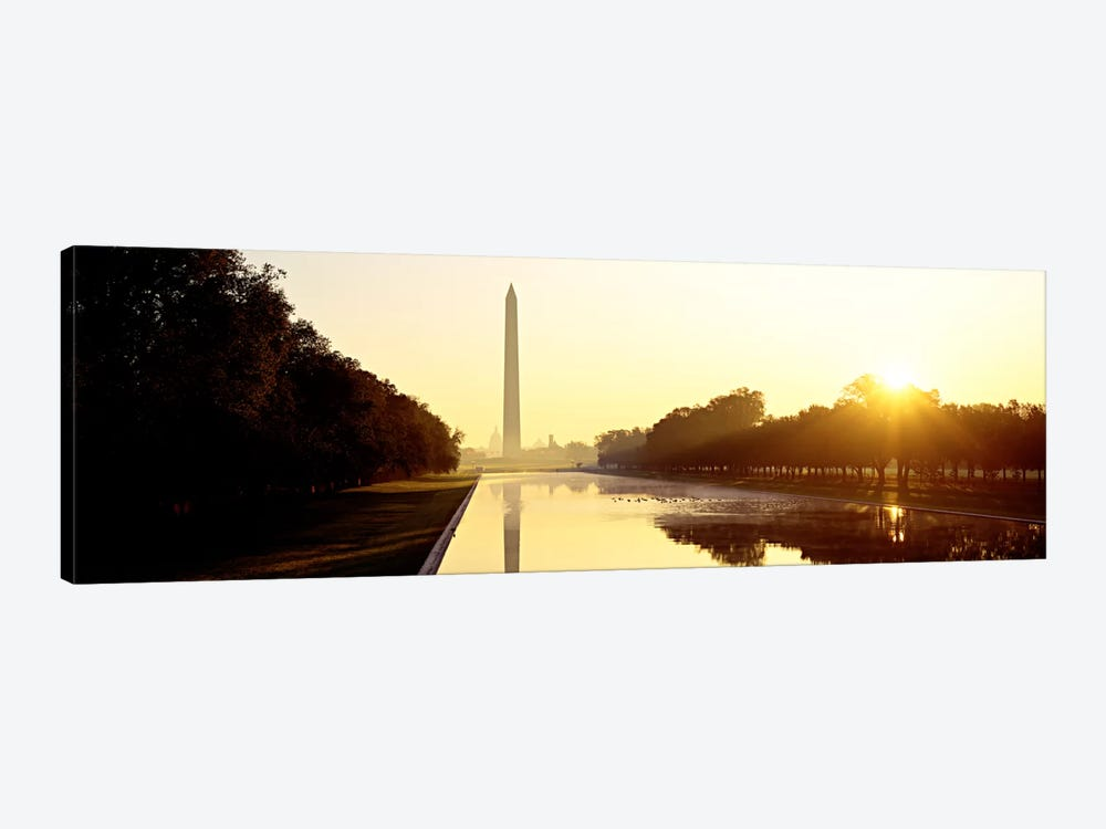 Washington MonumentWashington DC, District of Columbia, USA by Panoramic Images 1-piece Art Print