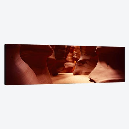 Upper Antelope Canyon (The Crack), Navajo Nation, Arizona, USA Canvas Print #PIM7501} by Panoramic Images Canvas Artwork