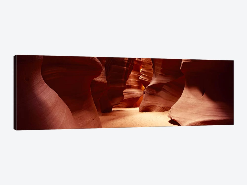 Upper Antelope Canyon (The Crack), Navajo Nation, Arizona, USA by Panoramic Images 1-piece Art Print