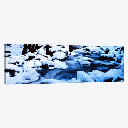 Winter Yosemite National Park CA Canvas Print #PIM751} by Panoramic Images Canvas Art