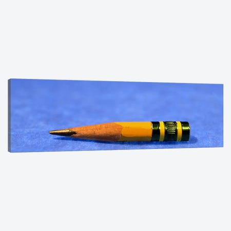 Close-up of a pencil nub Canvas Print #PIM7735} by Panoramic Images Canvas Artwork