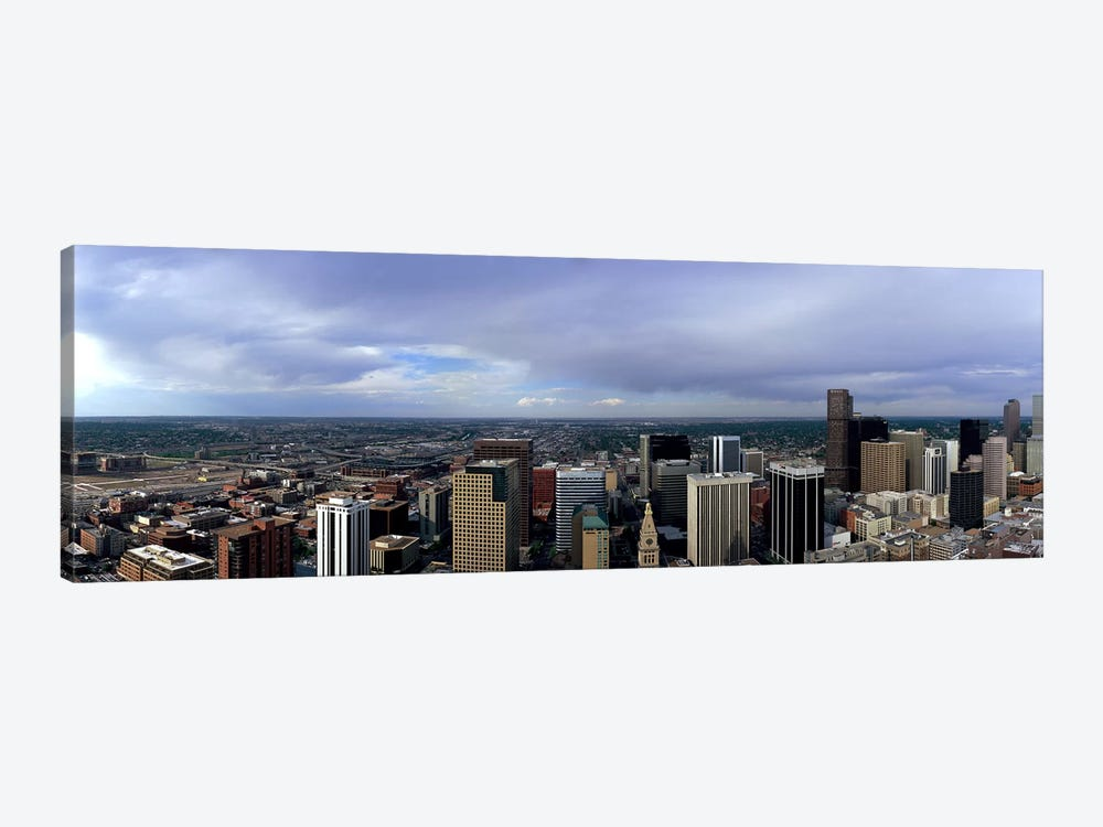 Buildings in a city, Denver, Denver county, Colorado, USA #2 by Panoramic Images 1-piece Art Print