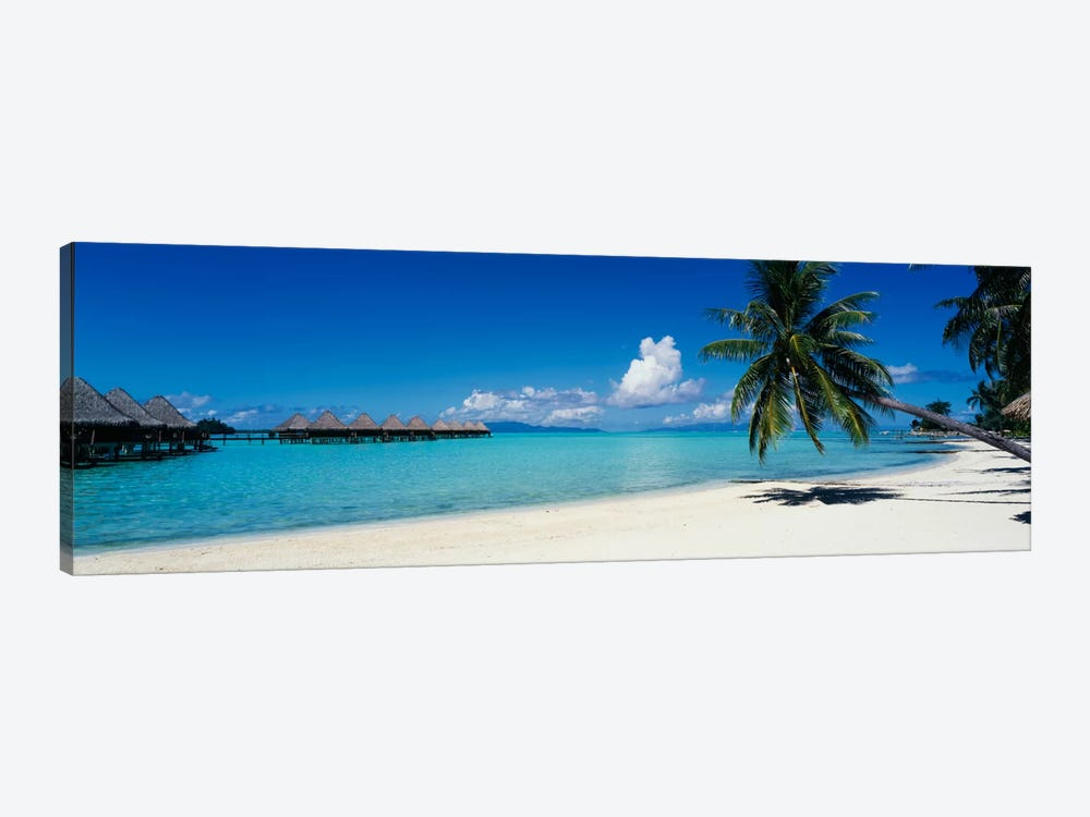 Tropical Landscape, Society Islands, French Polynesia by Panoramic Images 1-piece Art Print