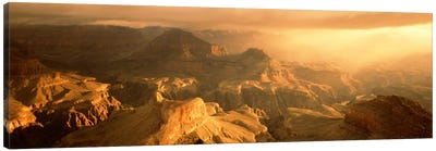 Sunrise Hopi Point Grand Canyon National Park AZ USA Canvas Print #PIM782