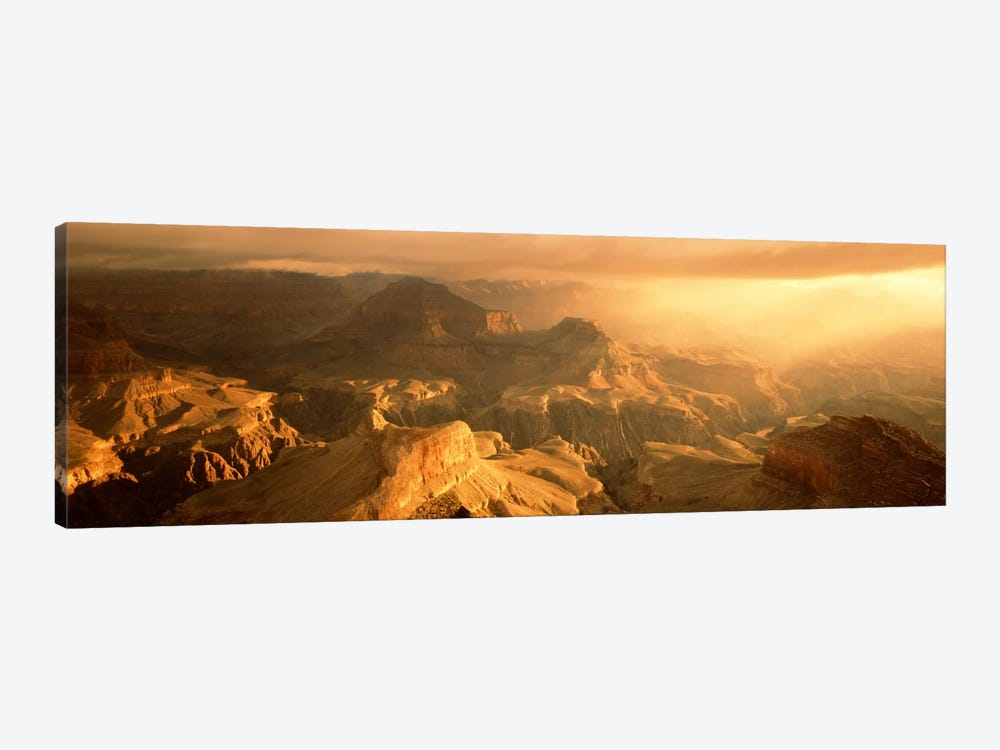 Sunrise Hopi Point Grand Canyon National Park AZ USA by Panoramic Images 1-piece Canvas Print