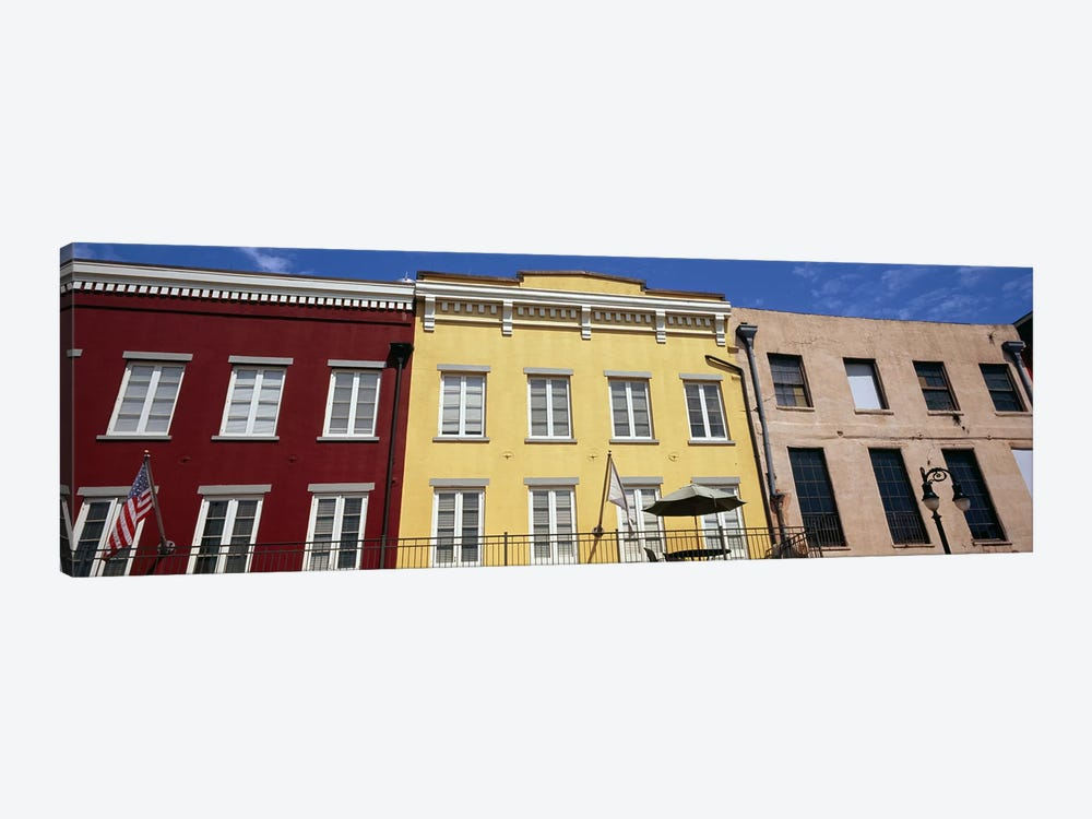 Low angle view of buildings, French Market, French Quarter, New Orleans, Louisiana, USA by Panoramic Images 1-piece Canvas Wall Art