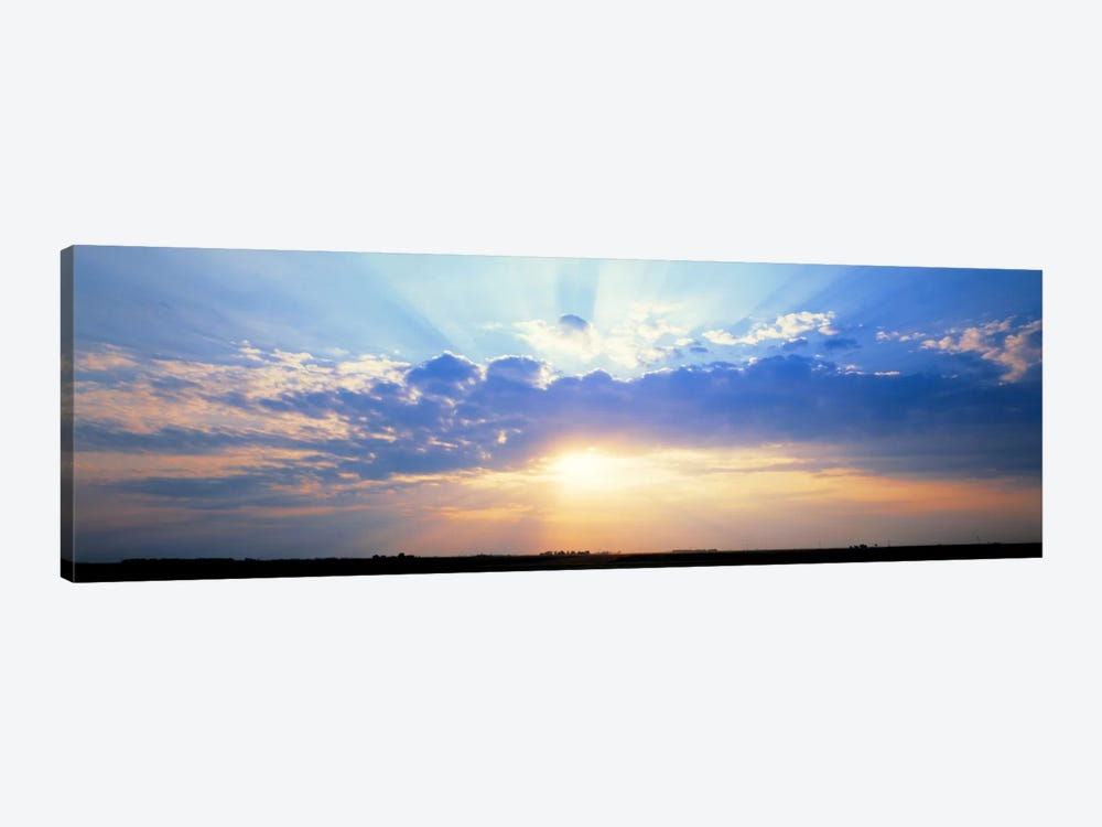 Sunrise Stelle IL USA by Panoramic Images 1-piece Art Print