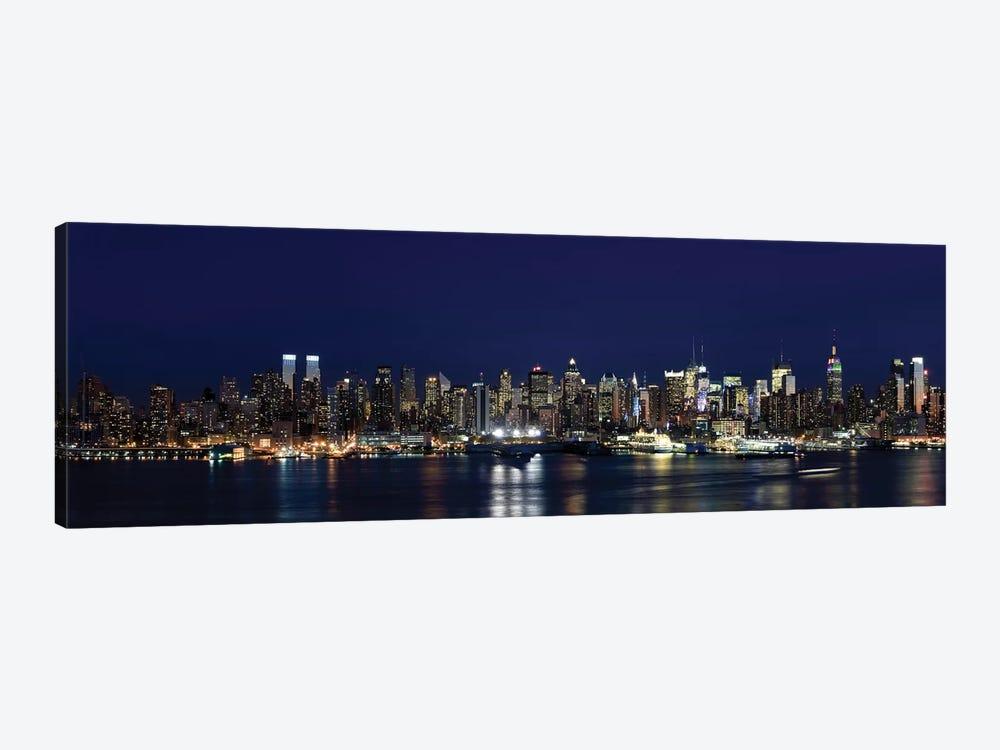 Midtown Manhattan New York City New York Canvas Art Print Icanvas